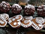Nepečené vianočné šišky - recept