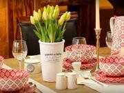 Jarné stolovanie