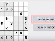 Ako vylúštiť sudoku