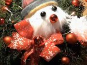 Venček so snehuliakom