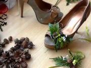 Doplnky na ples: Náramok, topánky a kabelka