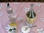 Domáci bylinný likér - recept
