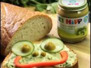 Zeleninová nátierka - recept