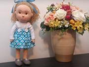 Ako sa vyrába textilná bábika