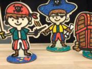 Kreatívna sada na výrobu pirátov