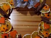 Venček z pomaranča