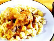 Domáce maslové halušky. Parádna príloha k pokrmom z mäsa.