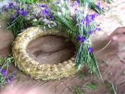Venček z poľných kvetov