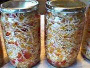 Čalamáda - recept na domácu čalamádu