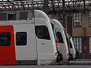 Ako cestovať vlakom vo Fínsku