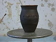 Glazúrovanie - Výroba hlineného pohárika časť 2.