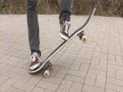 Skateboarding  - Ako sa naučiť na skateboarde / skejtovať -