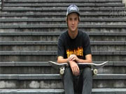 Hill flipp - Škola skateboardingu - lekce 7. trick hill flipp