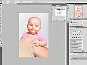 Hromadná úprava fotografii - Photoshop