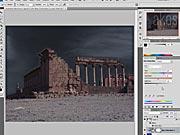 Z dennej fotografie nočné foto - Photoshop - Ako urobiť z dennej fotografie nočný záber