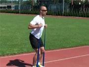 Vytrvalostná sila pri behu - Rozvoj špeciálnej vytrvalostnej  sily pri behu