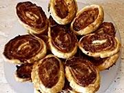 Syroví slimáci - recept na slané pečivo