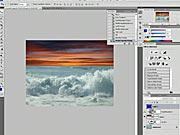 Spojení 2 fotografii - Photoshop - Jak spojit 2 fotografie