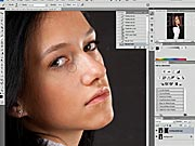 Retušovanie tváre - ako retušovať tvár vo Photoshope - Retušovanie fotiek