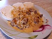 Segedínsky guláš - recept na segedinsky guláš s knedľou - segedin