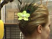 Prízdoba do vlasov - ako si vyrobiť vlasovú ozdobu z kvetov