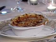 Tekvicové lasagne - recept na tekvicové lasagne