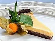 Tekvicový cheesecake  - recept na tekvicový koláč