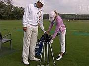Golfové oblečenie a výstroj - Škola golfu  s Mariannou Ďurianovou