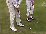 Patovanie - Škola golfu s Mariannou Ďurianovou