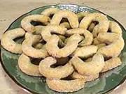 Vanilkové rohlíčky - recept na sladké vanilkové rohlíčky