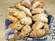 Bratislavske rožteky - recept na sladké plnené koláčiky