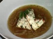 Francouzska cibulačka - recept na franzouskou cibulovou polévku